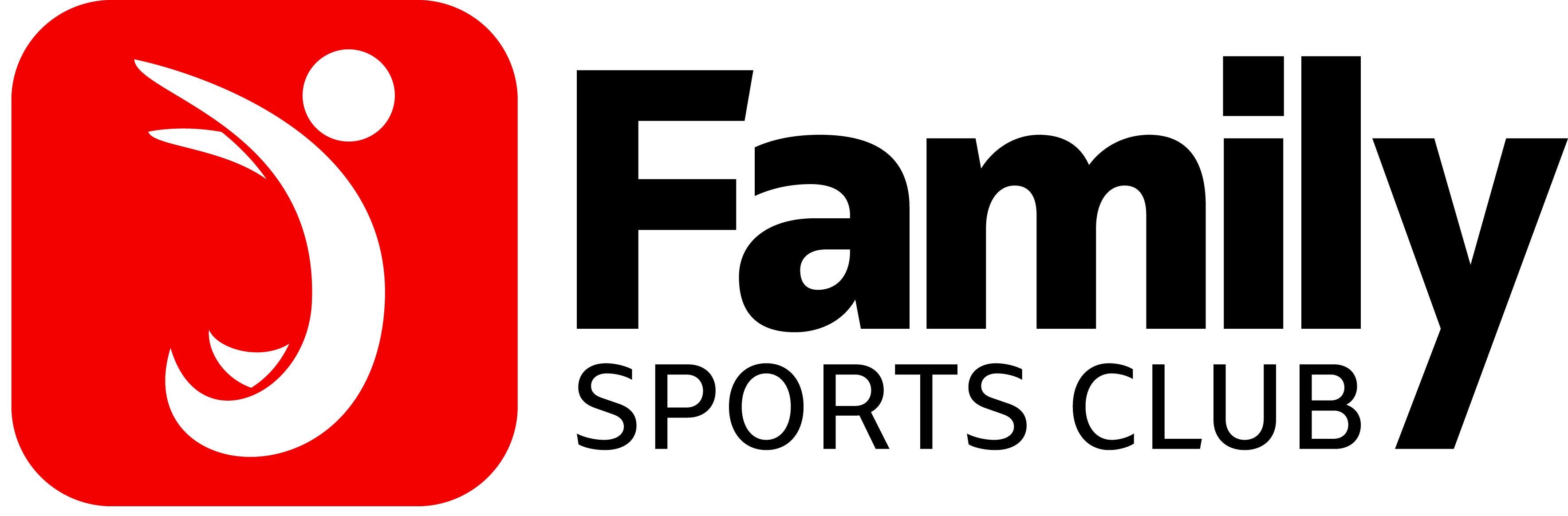 Family Sports Club Logo EPS